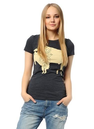 Loox Tişört İndigo